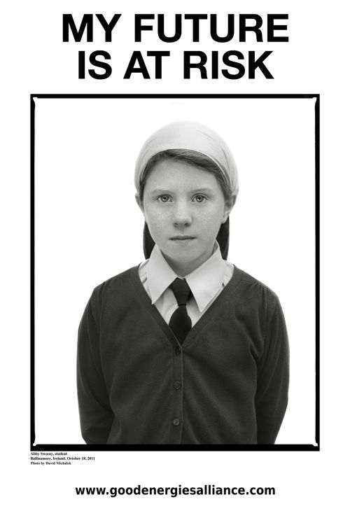 David Michalek-Portraits poster