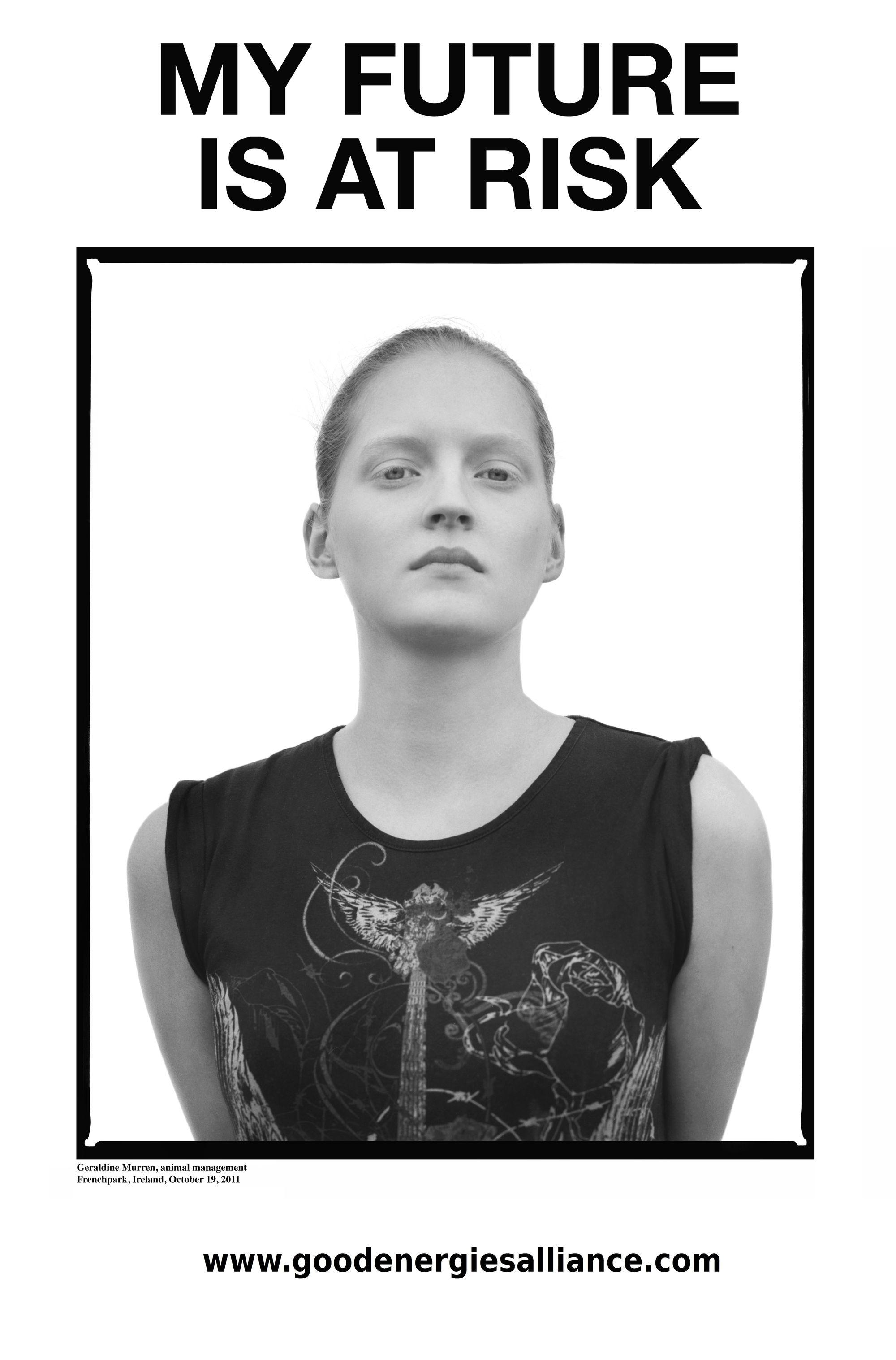 Geraldine Murren poster