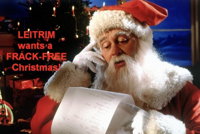 Frack free christmas