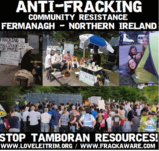 OPINION: The Irish Fracking Process has begun
