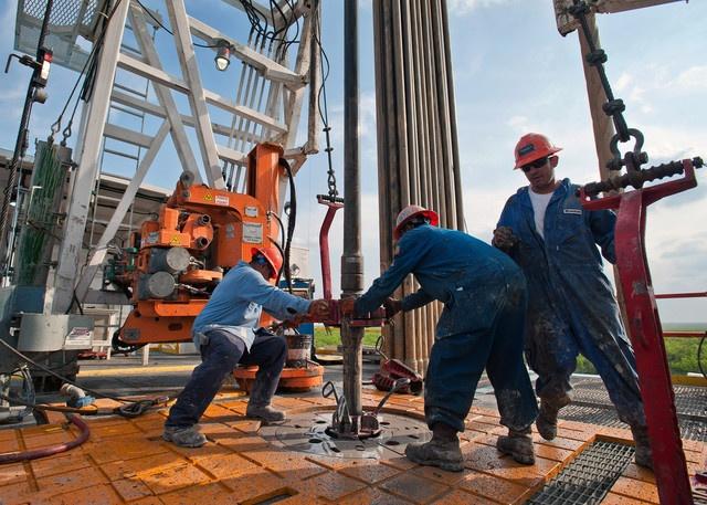 jobs fracking