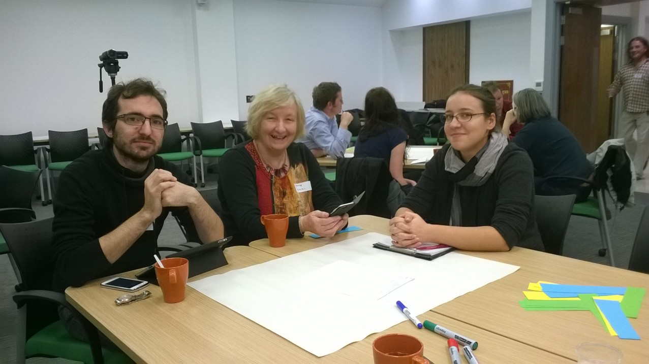 GEAI participates in the Peoples Energy Charter workshop