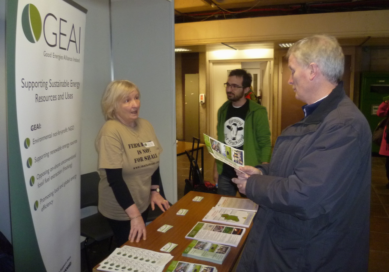 Feb 17: GEAI at the TCD Green Week!