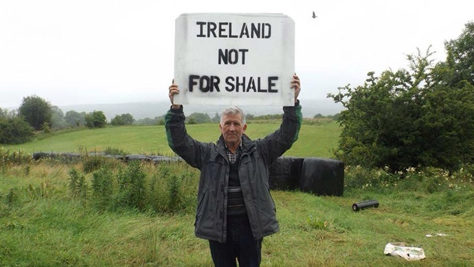 EPA Admits Serious Flaws in Fracking Research Study  at Dáil Committee Meeting
