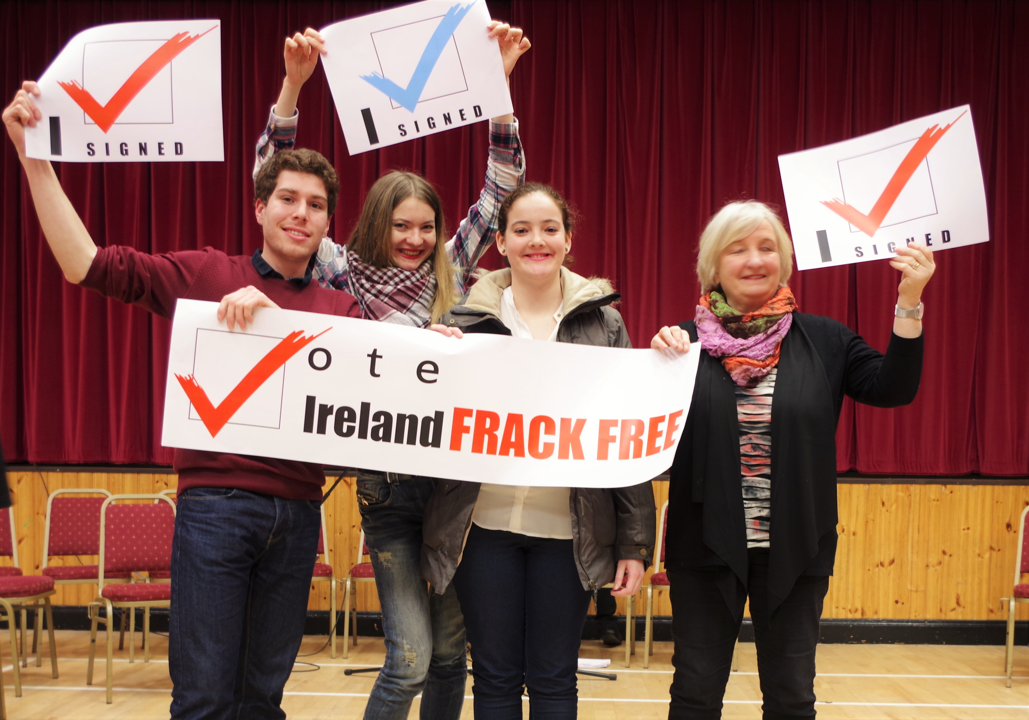 Victory! GEAI welcomes passing of anti-fracking Bill