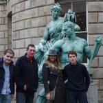 Public Meeting Leinster House evs volunteers