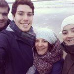 Sligo beach evs volunteers