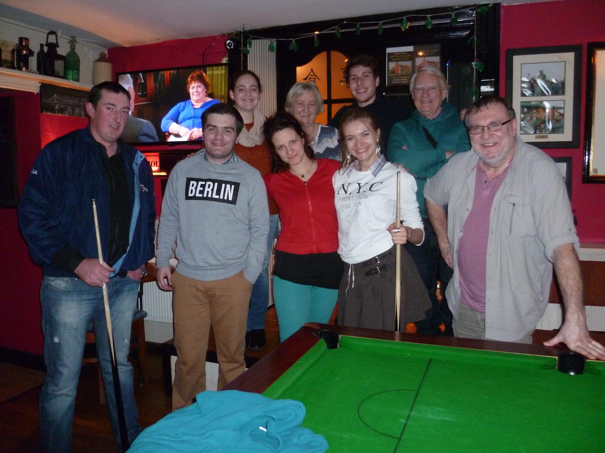 evs volunteers geai pub