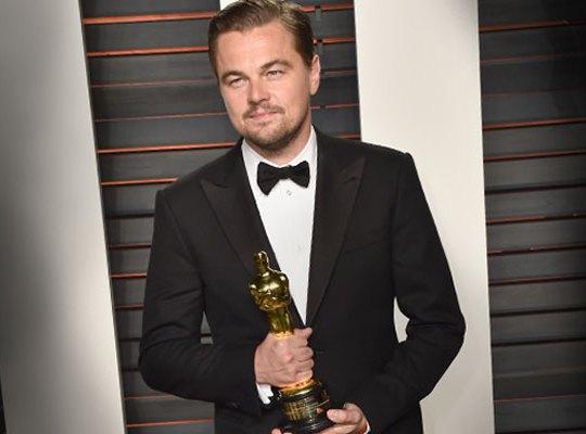 Leonardo DiCaprio's Oscar speech about Climate Change