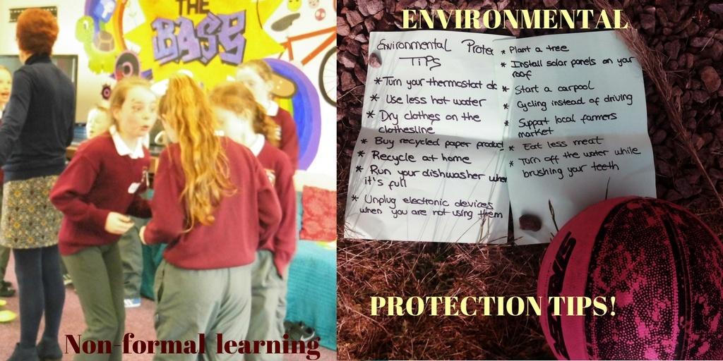 climate change school