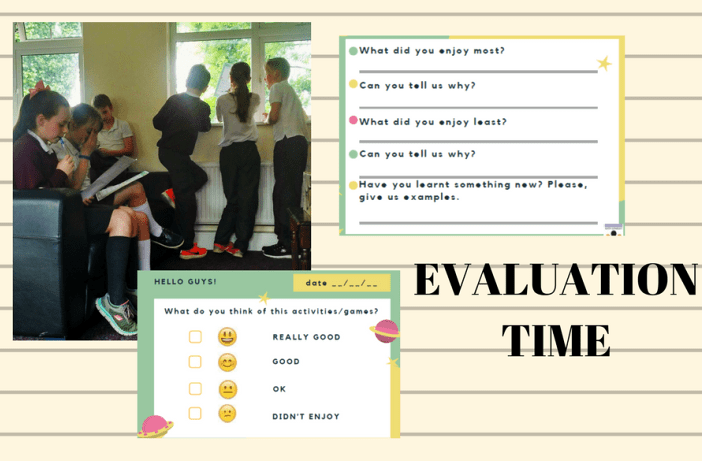 evaluation slide