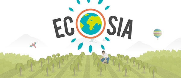 Ecosia – An eco search engine