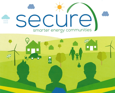 Secure smarter energy communities logo