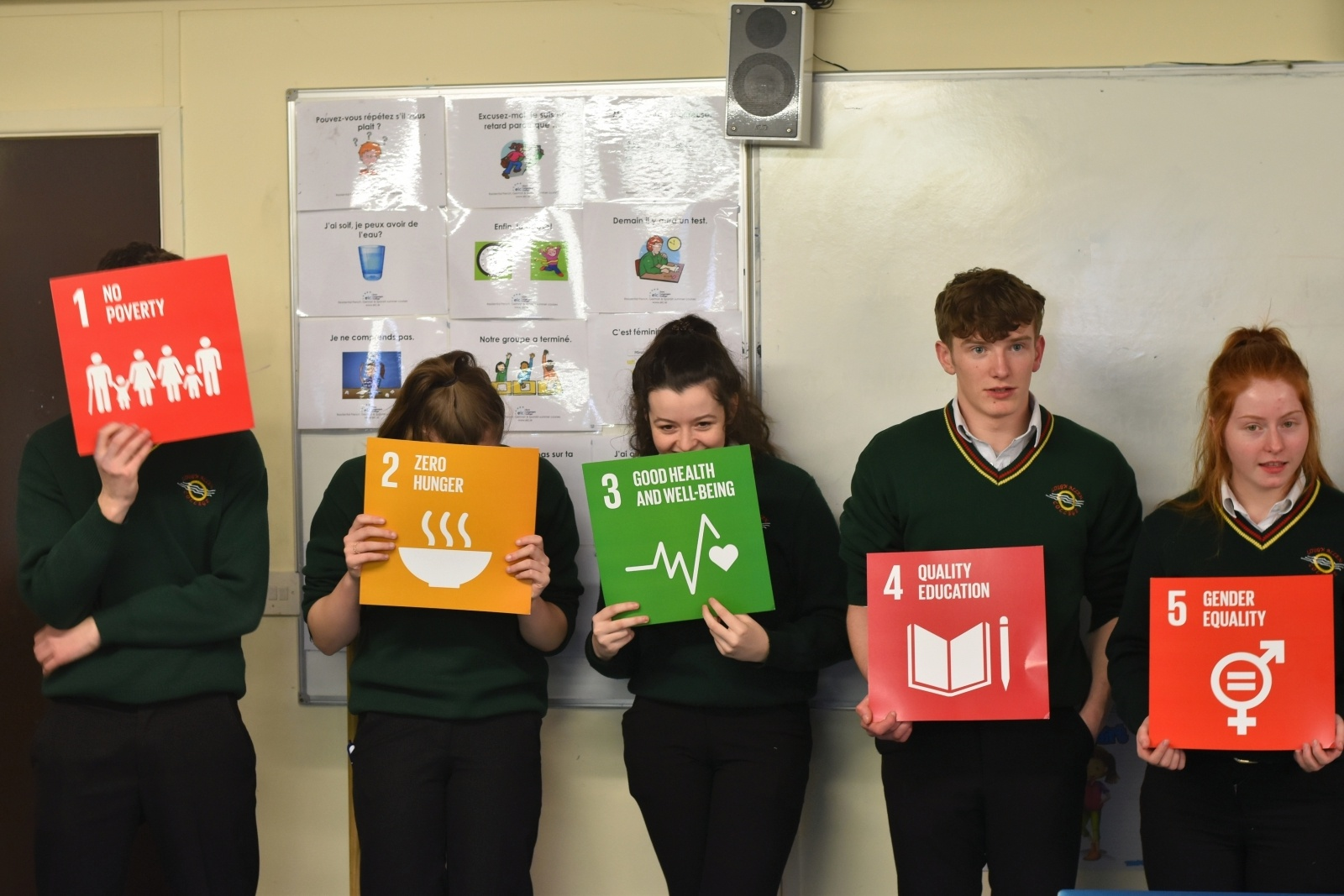 Climate Action Days 2.0 for Lough Allen College