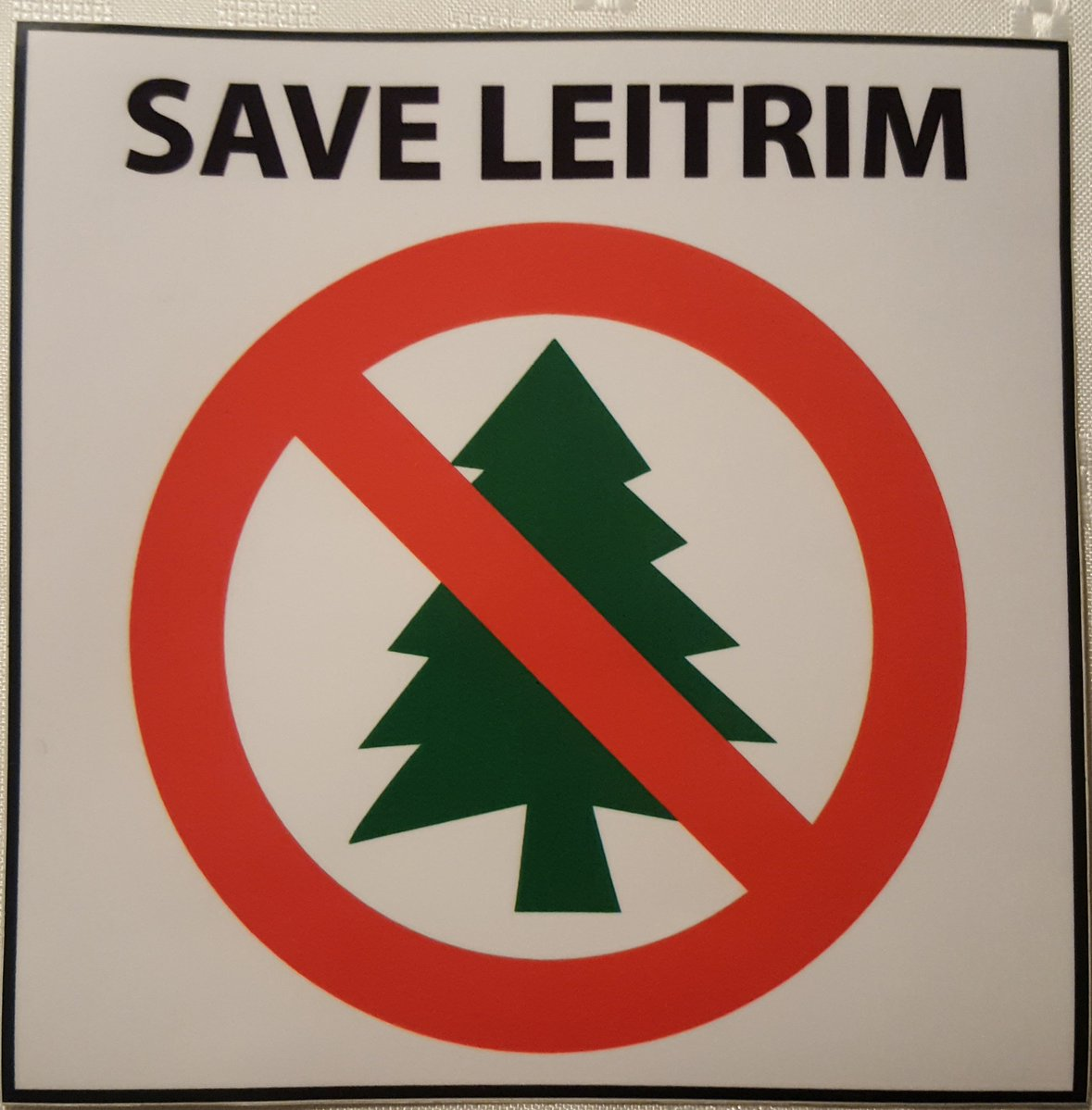 Save Leitrim from trees?