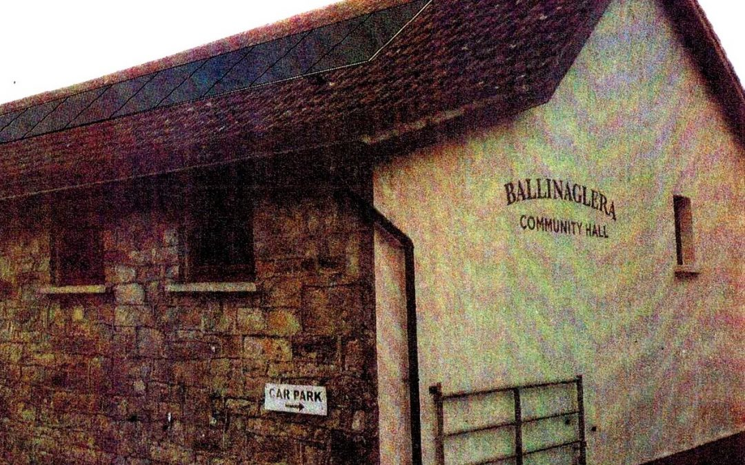 ballinaglera community hall solar