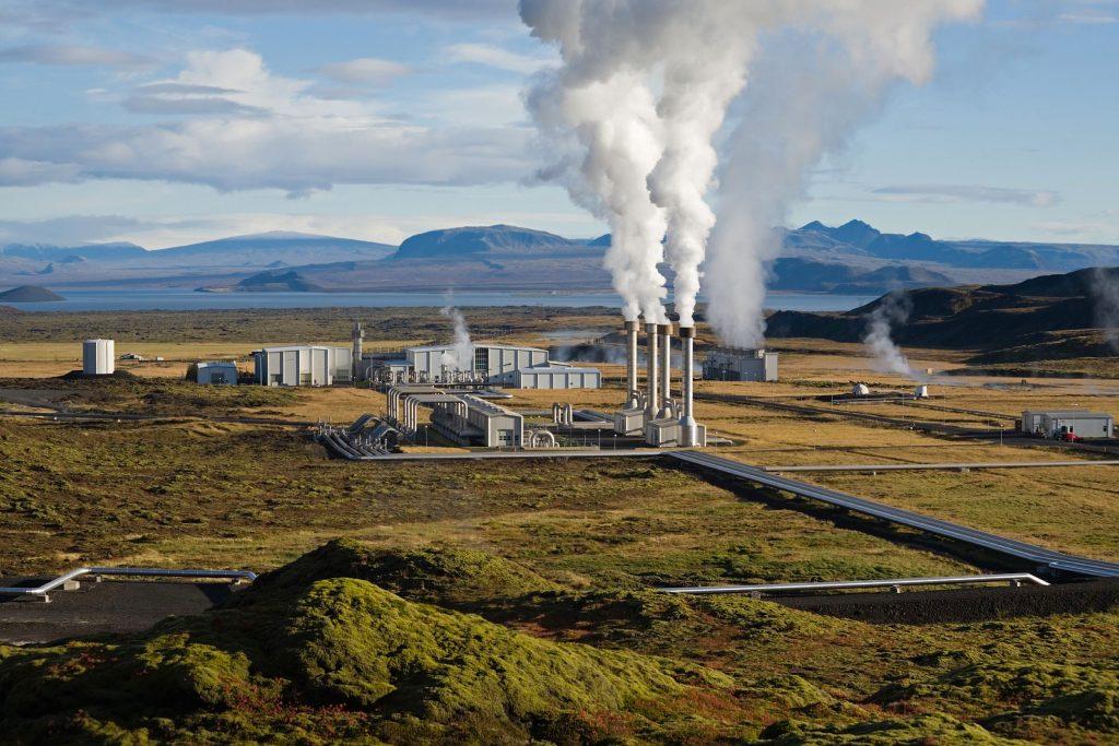 Nesjavellir Power Plant