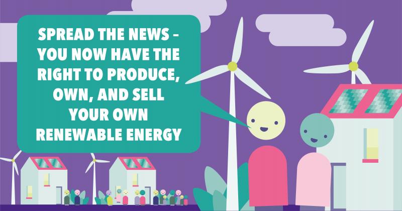 Solar Panels & Community Power