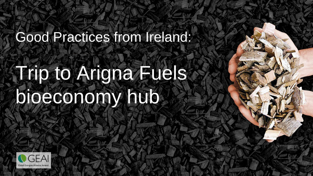 Trip to Arigna Fuels bioeconomy hub