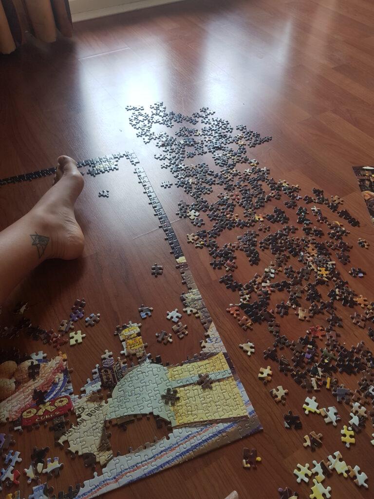 Jisaw puzzle