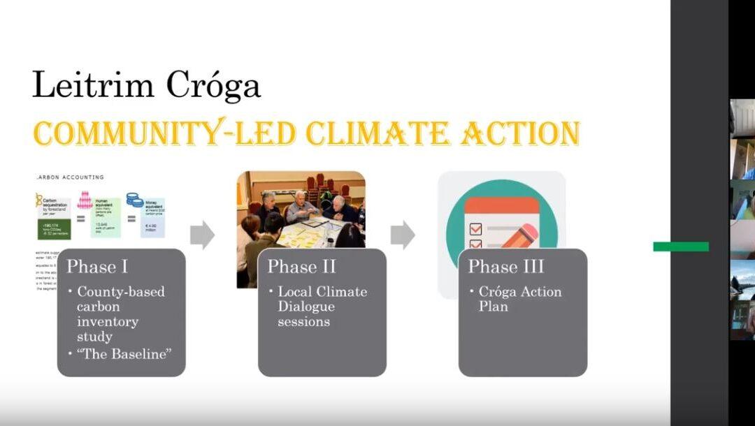 Leitrim Cróga Initiative: a Climate Ambassador Talk by Nick