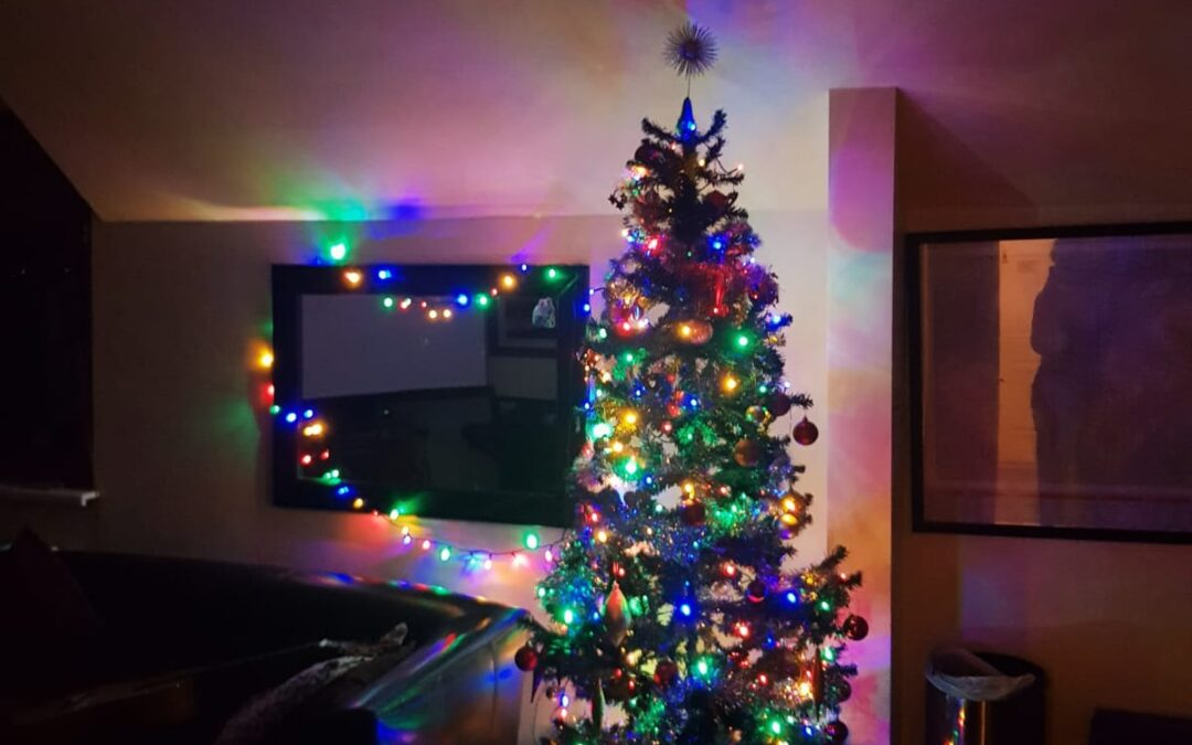 GEAI Volunteers' Christmas Holidays