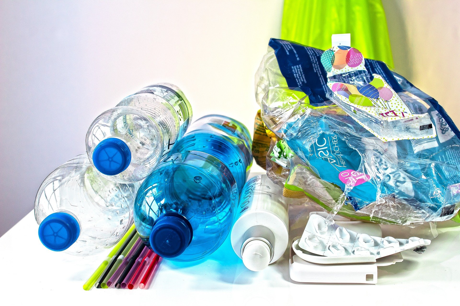 Single use plastic: impact and alternative solution