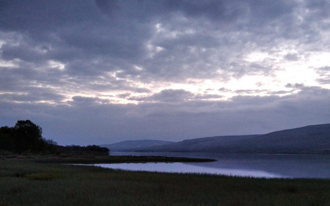 Lough Allen at dawn
