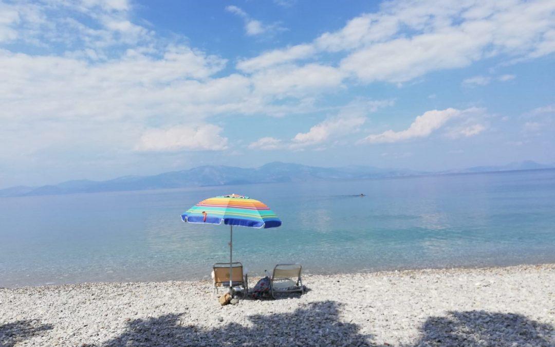 The summer of Leitrim Volunteers in Greece